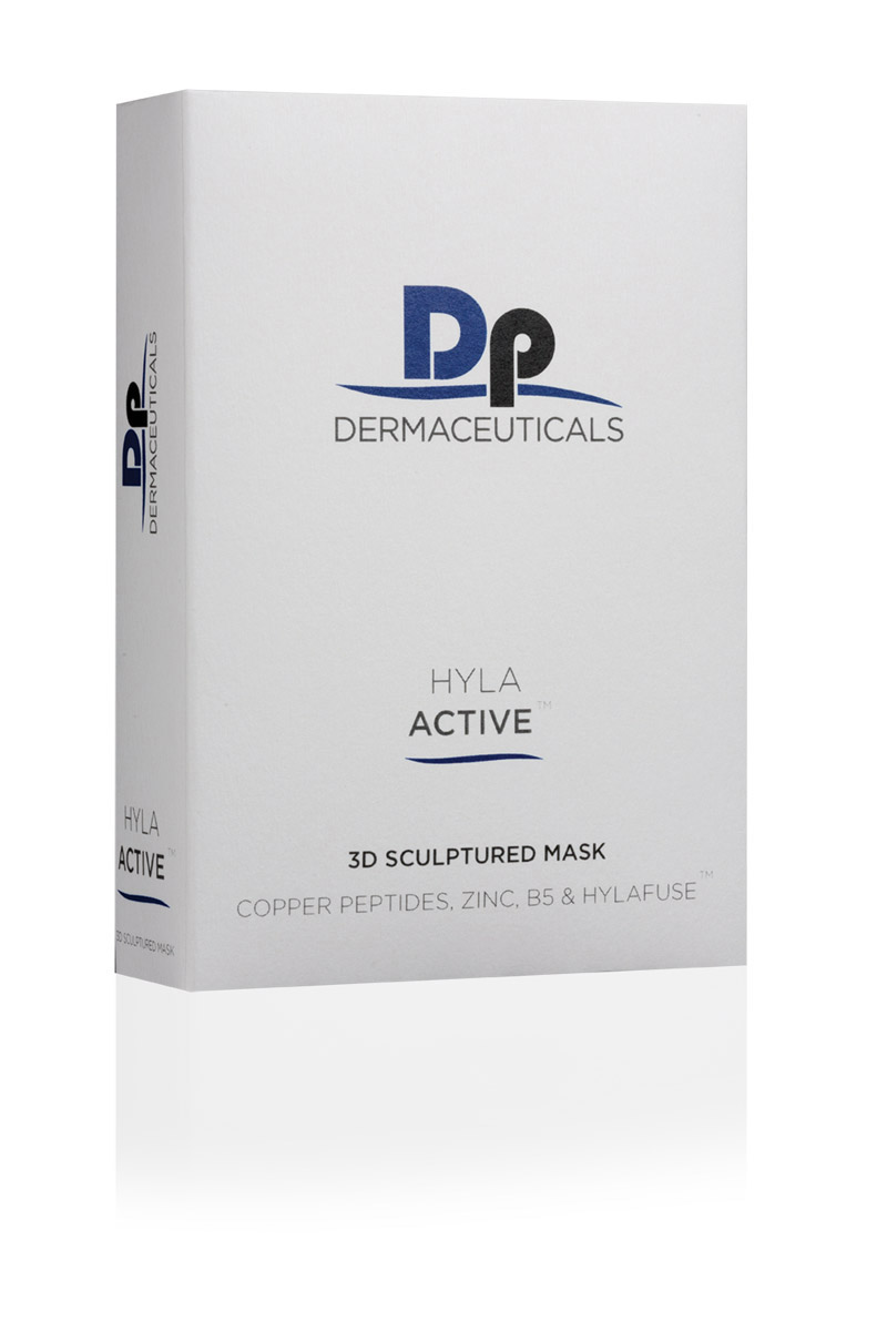 Zdjęcie produktu Hyla Active 3D Sculptured Mask